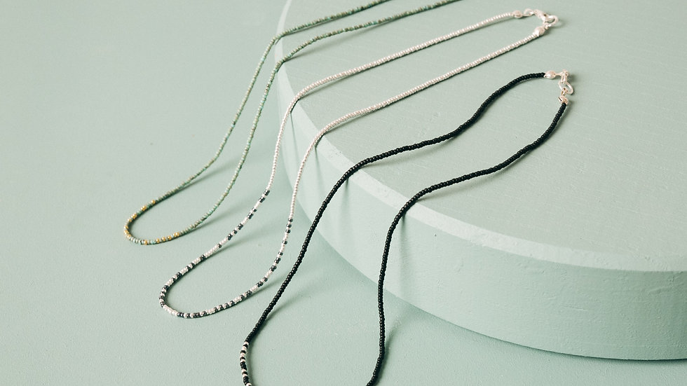 """The Morse Code Necklace 