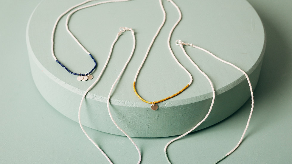 The Two-tone Necklace