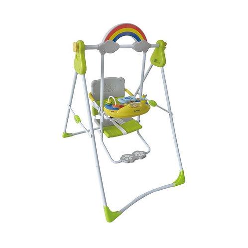 Παιδική κούνια Rainbow Bebe Stars