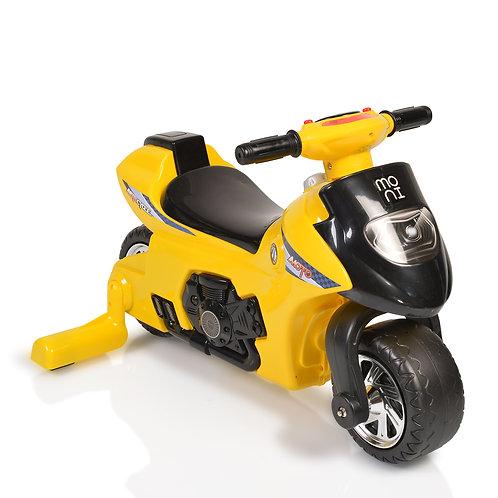 Μηχανάκι Περπατούρα Moni Balance Motor First Step