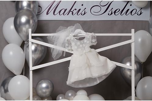 Βαπτιστικό Σετ για Κορίτσι Makis Tselios 5017