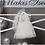 Thumbnail: Βαπτιστικό Σετ για Κορίτσι Makis Tselios 5029