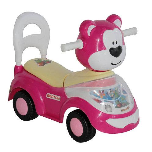 Αυτοκινητάκι Περπατούρα Lorelli bertoni Bear