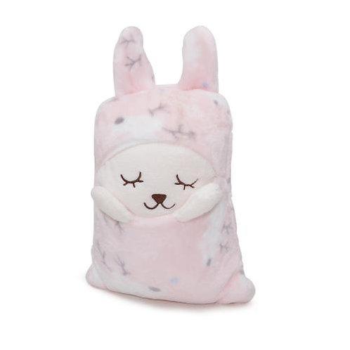 Κουβερτούλα βρεφική fleece Puffy Moni 90x140cm