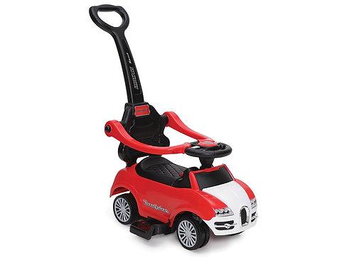Αυτοκινητάκι - Περπατούρα με Λαβή Γονέα Rider 2in1 Cangaroo