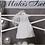 Thumbnail: Βαπτιστικό Σετ για Κορίτσι Makis Tselios 5019