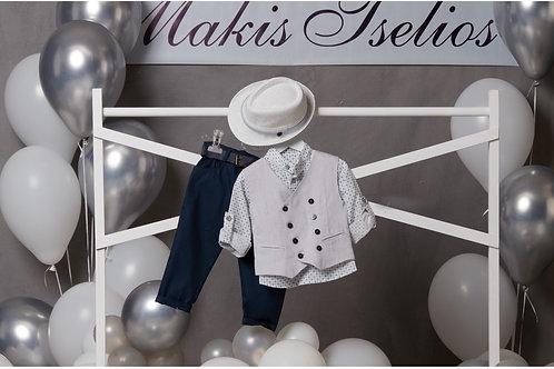 Βαπτιστικό Σετ για  Αγόρι Makis Tselios 5050