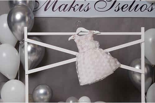 Βαπτιστικό Σετ για Κορίτσι Makis Tselios 5016