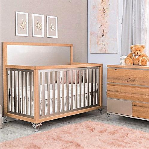 Κρεβάτι - Κούνια ROMINA PANDORA CONVERTIBLE 2 TONE