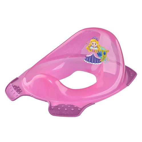 Παιδικό βοηθητικό ανατομικό κάθισμα τουαλέτας LITTLE KINGDOM