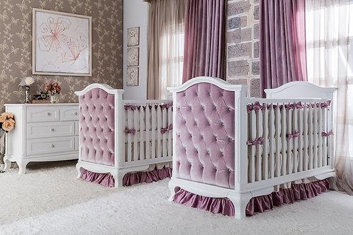 Κρεβάτι – Κούνια ROMINA CLEOPATRA CLASSIC TUFTED