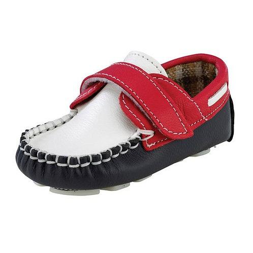Παπούτσια Βάπτισης Gorgino 882 για Αγόρι