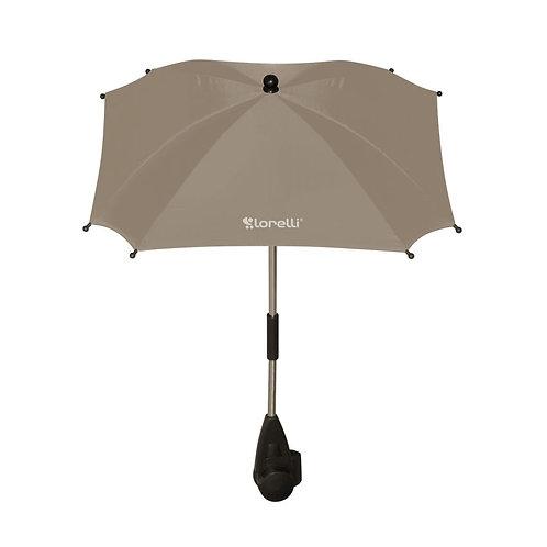 Ομπρέλα Καροτσιού Lorelli Bertoni με προστασία UV Μπεζ