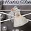 Thumbnail: Βαπτιστικό Σετ για Κορίτσι Makis Tselios 5022