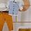 Thumbnail: Βαπτιστικό Σετ για Αγόρι Guy Laroche GL12531