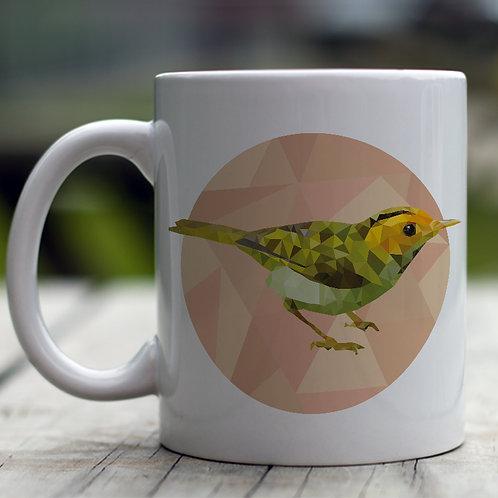 ספל קרמיקה ציפור