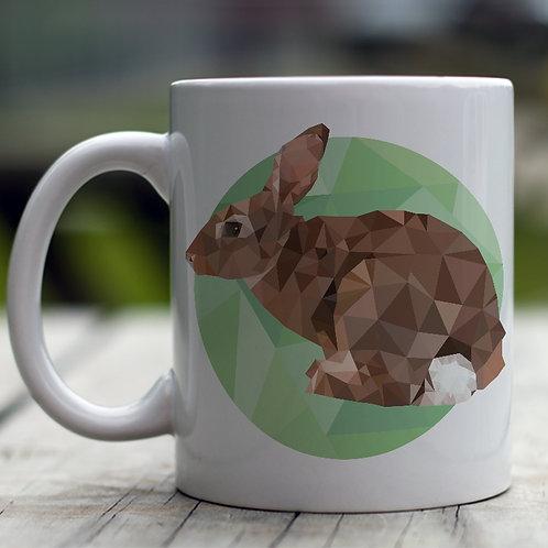 ספל קרמיקה ארנב