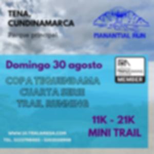 tena trail running