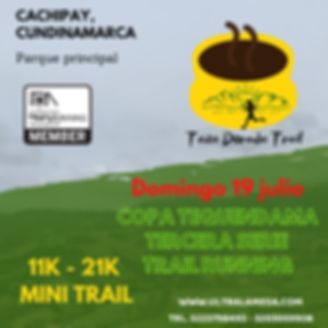 cachipay trail running