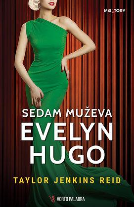 "Taylor Jenkins Reid ""Sedam muževa Evelyn Hugo"""