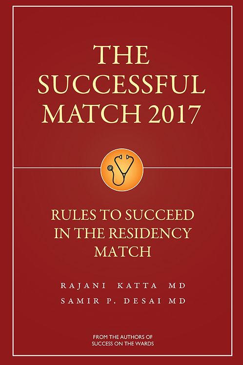 The Successful Match 2017 (Book)
