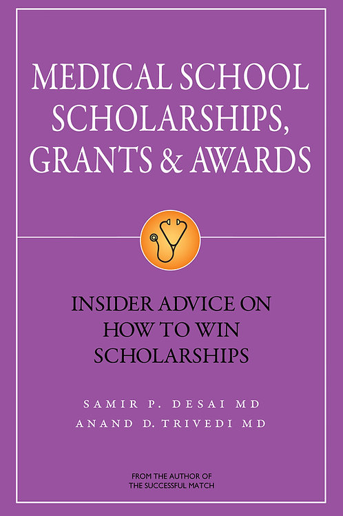 Medical School Scholarships, Grants & Awards