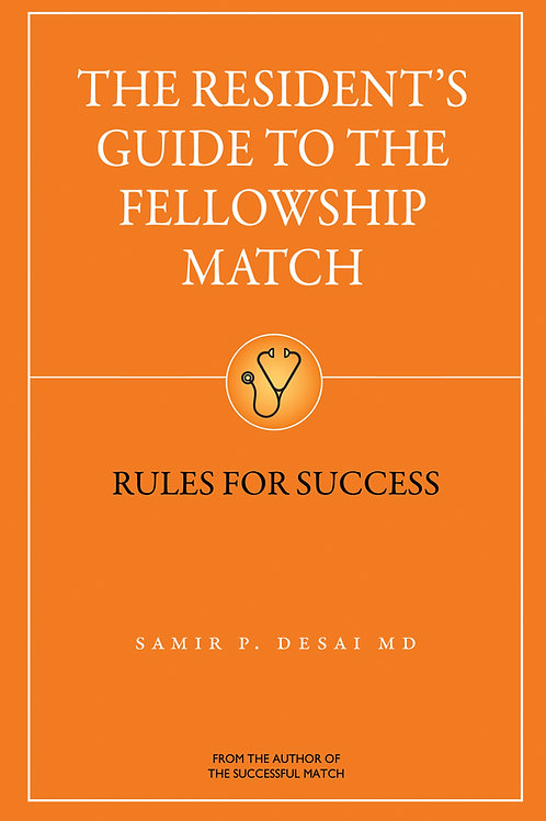 Resident's Guide to the Fellowship Match
