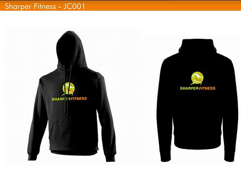 JC001 - Sharper Fitness Hoodie