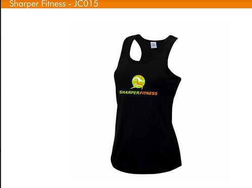 JC015 - Ladies RacerBack Vest