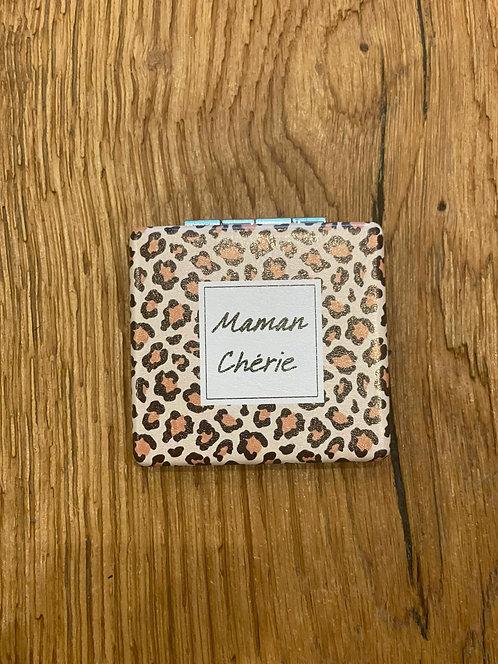 """Miroir """"Maman Chérie"""""""