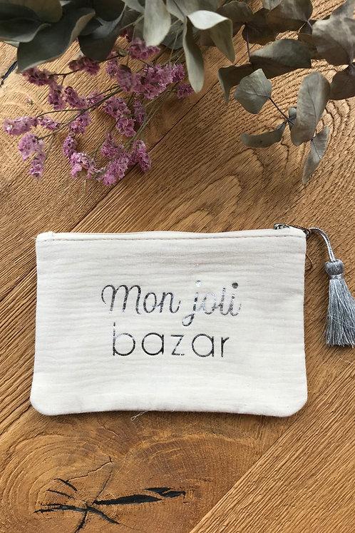 Pochette «Bazar»