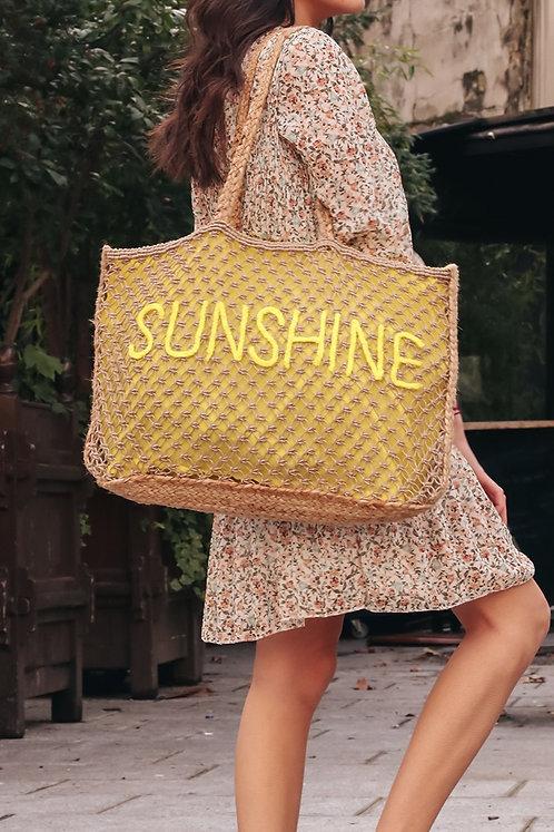 """Cabat jute """"Sunshine"""""""