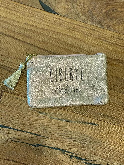 """Pochette """"Liberté Chérie"""""""