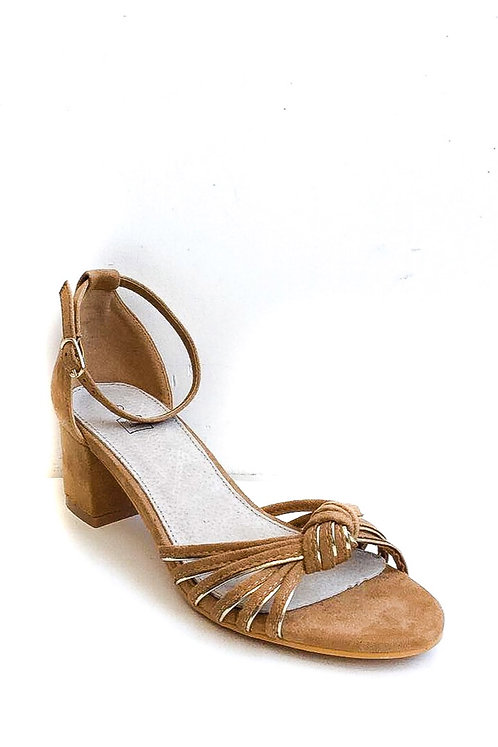 Sandales à talon