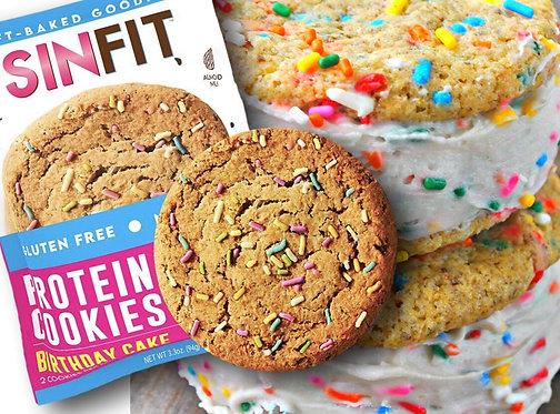 SinFit Protein Cookies