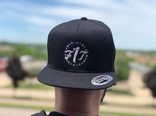 Black F1T SnapBack