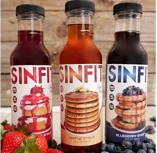 SinFit Sugar Free Syrup