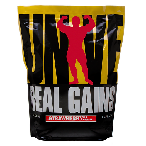 REAL GAINS 7LBS
