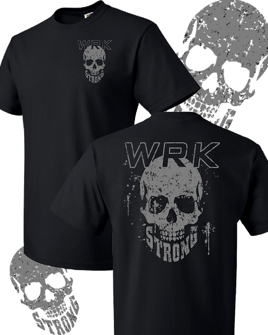 WRK:STRONG Tee's