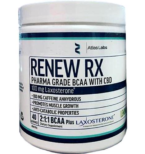 Renew RX HEMP BCAA's
