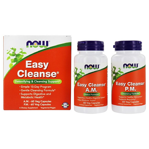 CLEANSE DETOX (A.M & P.M)