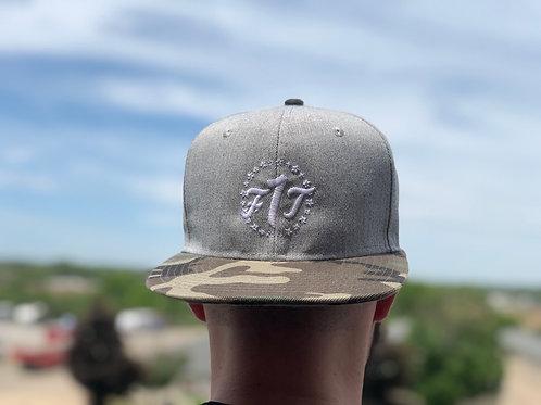 Army Green F1T SnapBack