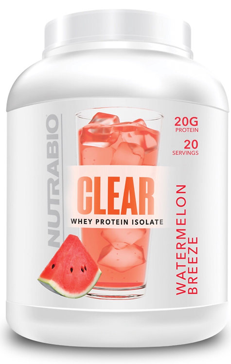 Clear Whey Isolate 2lb