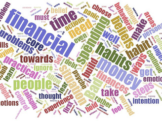 Money problems, panic and anger - curing a financial tailspin