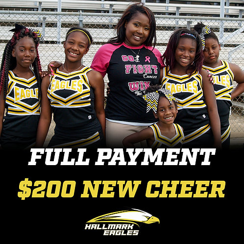 FULL CHEER PAYMENT (NEW)
