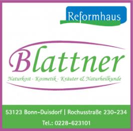 Reformhaus Blattner