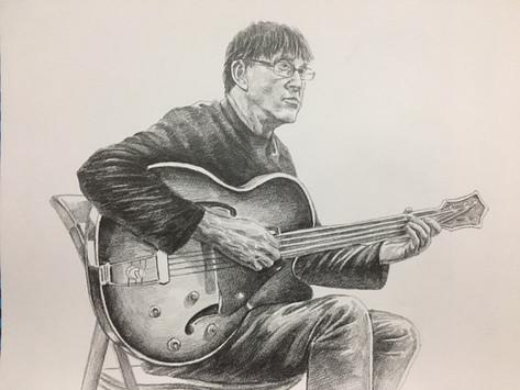 Jazz Player 2-$350