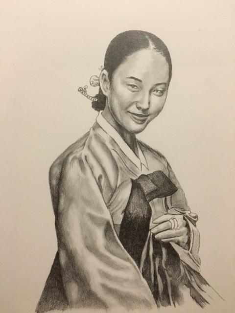 Hanbok 3-$200