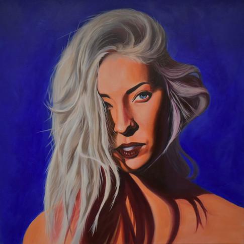 White Hair-$500