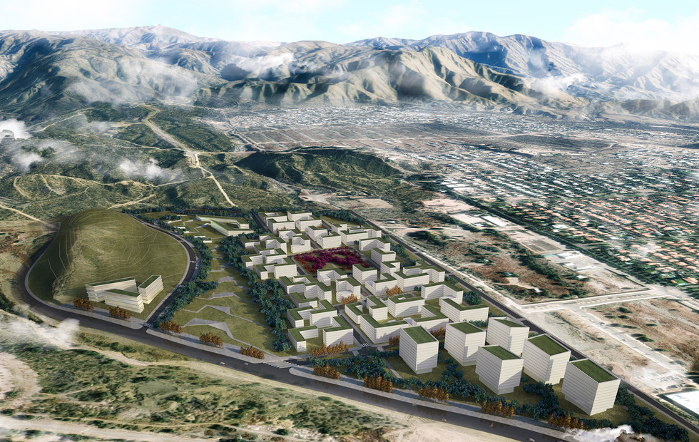 MASTER PLAN SUSTAINABLE DISTRICT
